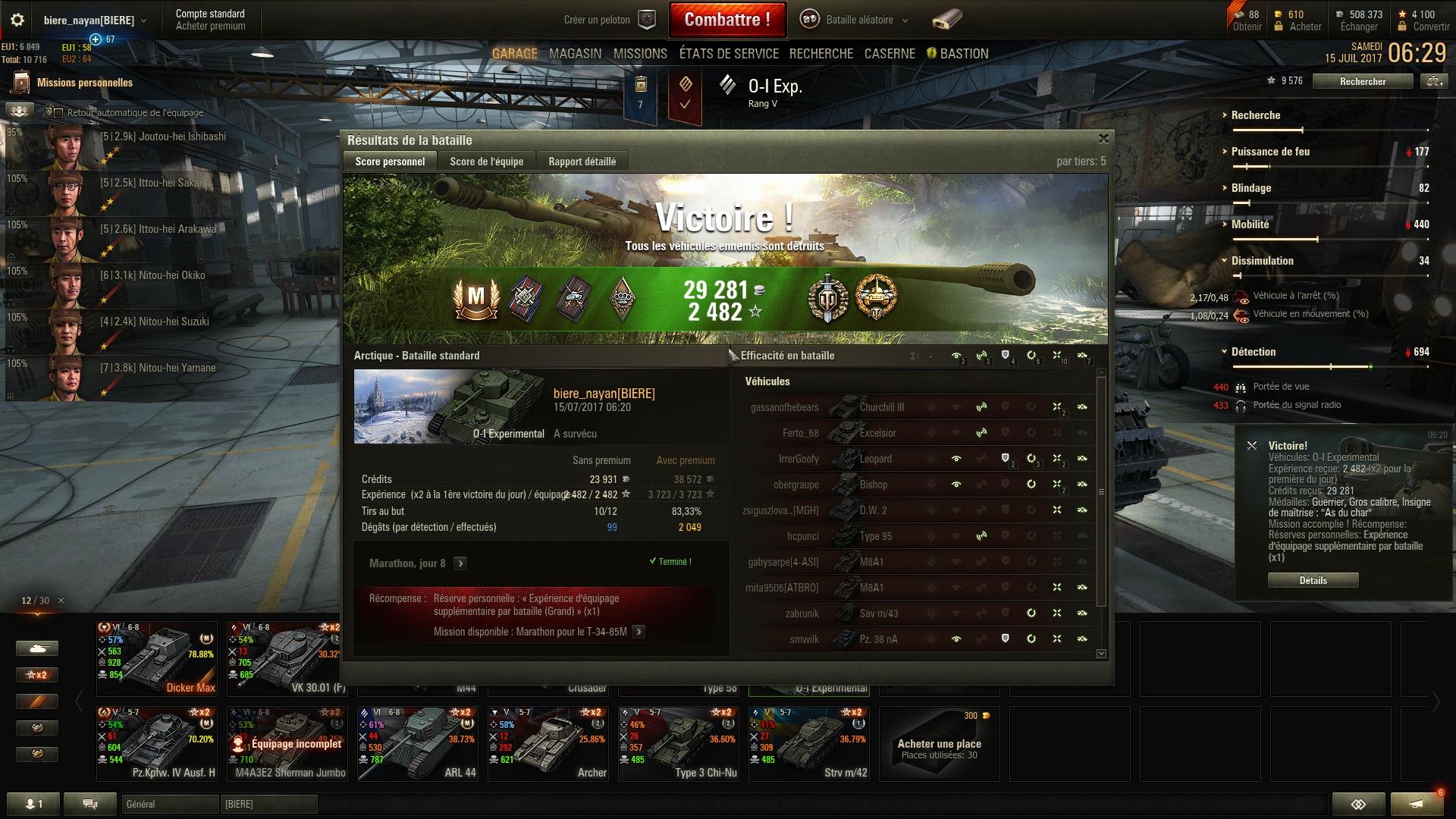 Screenshots et rapports de batailles - Page 18 C977623b13e000f3367c7b99a076896a
