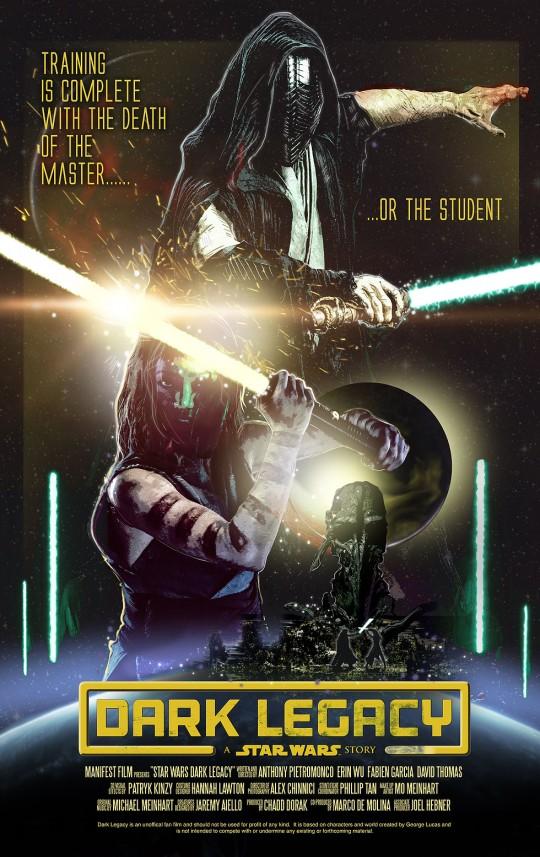 Poster Dark Legacy