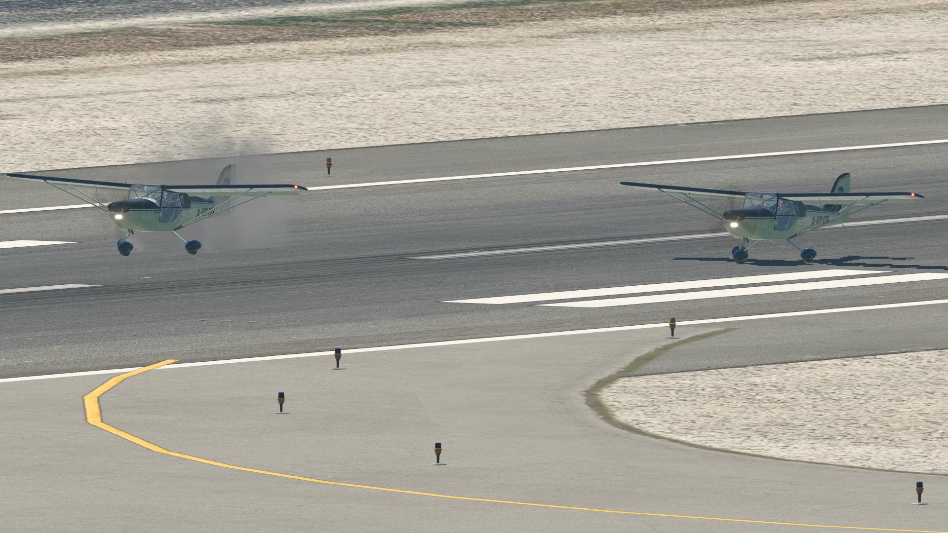 simus] Le topic des canards pilotes civilisés : Flight Sim, X-Plane