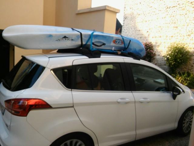 kayak bmax