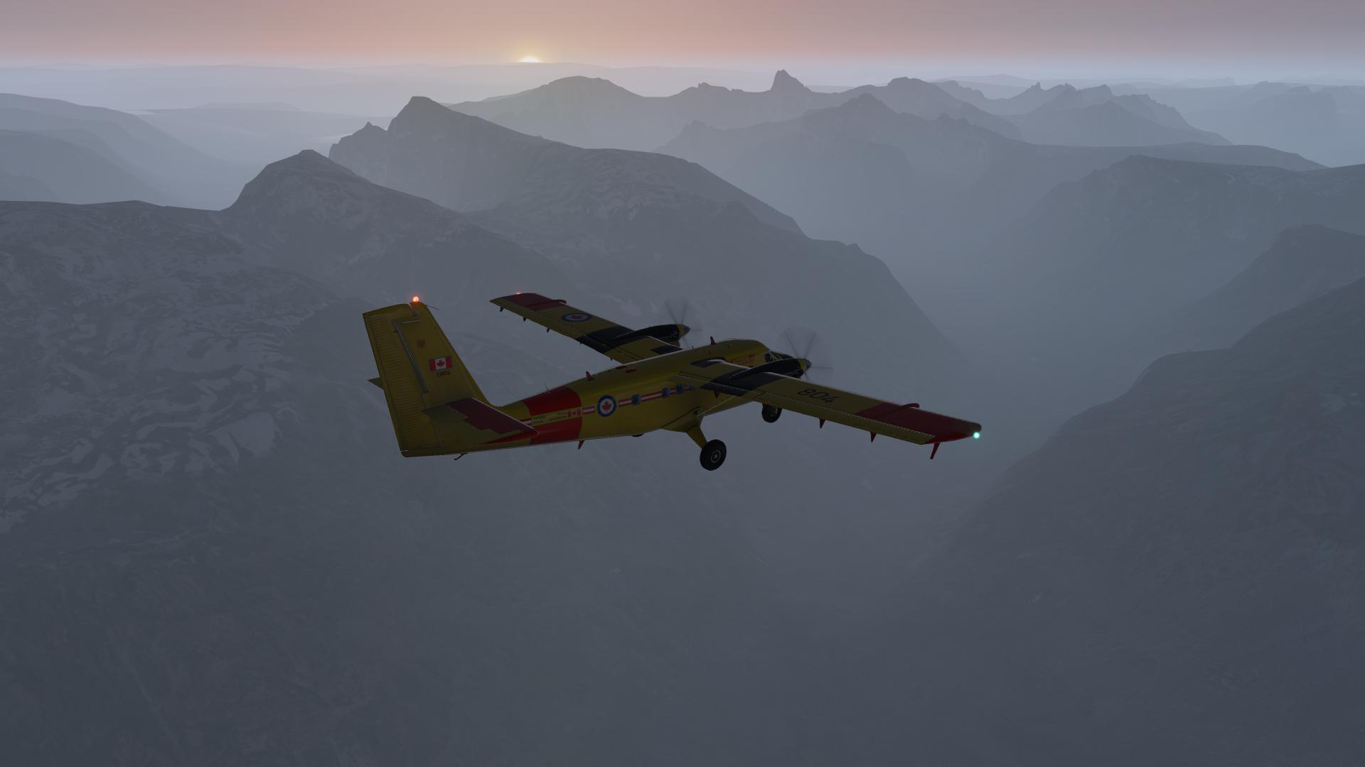 simus] Le topic des canards pilotes civilisés : Flight Sim