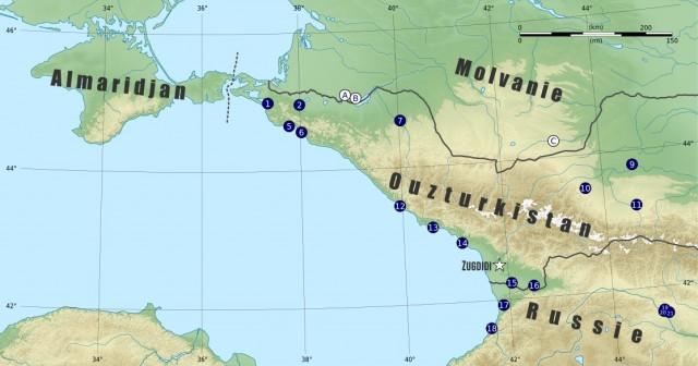 Ouzturkistan map0