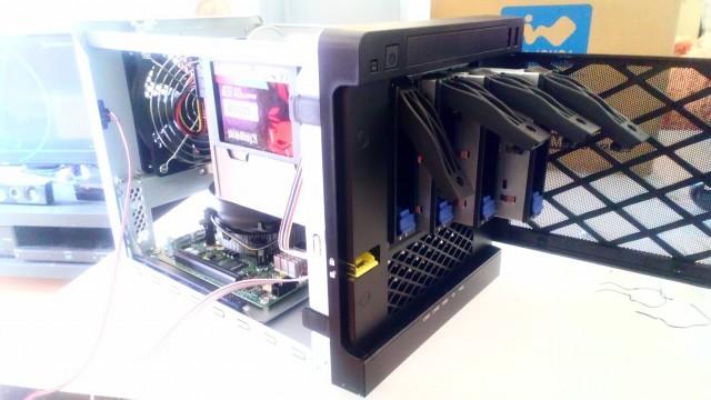 Présentation de mon NAS DIY économique - Tech - Forum Geekzone