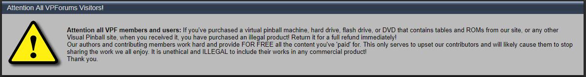 virtual pinball X les choses ont sacrement evolués - Page 2