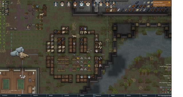 KS] RimWorld : le Dwarf Fortress pour les gens normaux noté