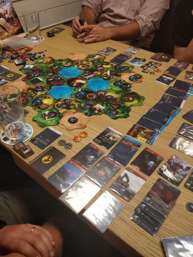 Bêtes de balance numérique de table Hybride empilement jeu Life Family Game 7+