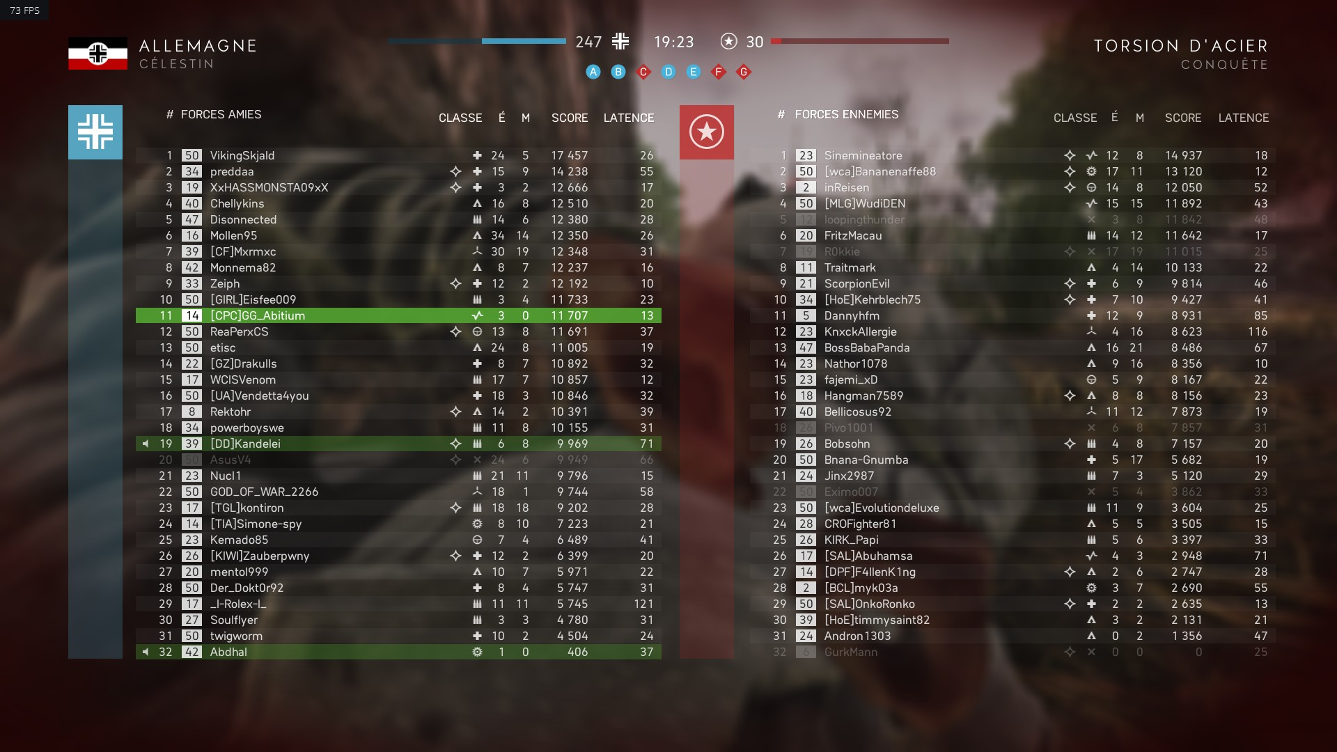 BF3 matchmaking prendre pour toujours