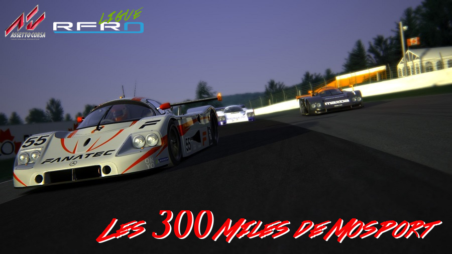 [RFRO] Open Endu Groupe C @ Mosport 8bbe265a59f40bcd64f9407dc81913d1