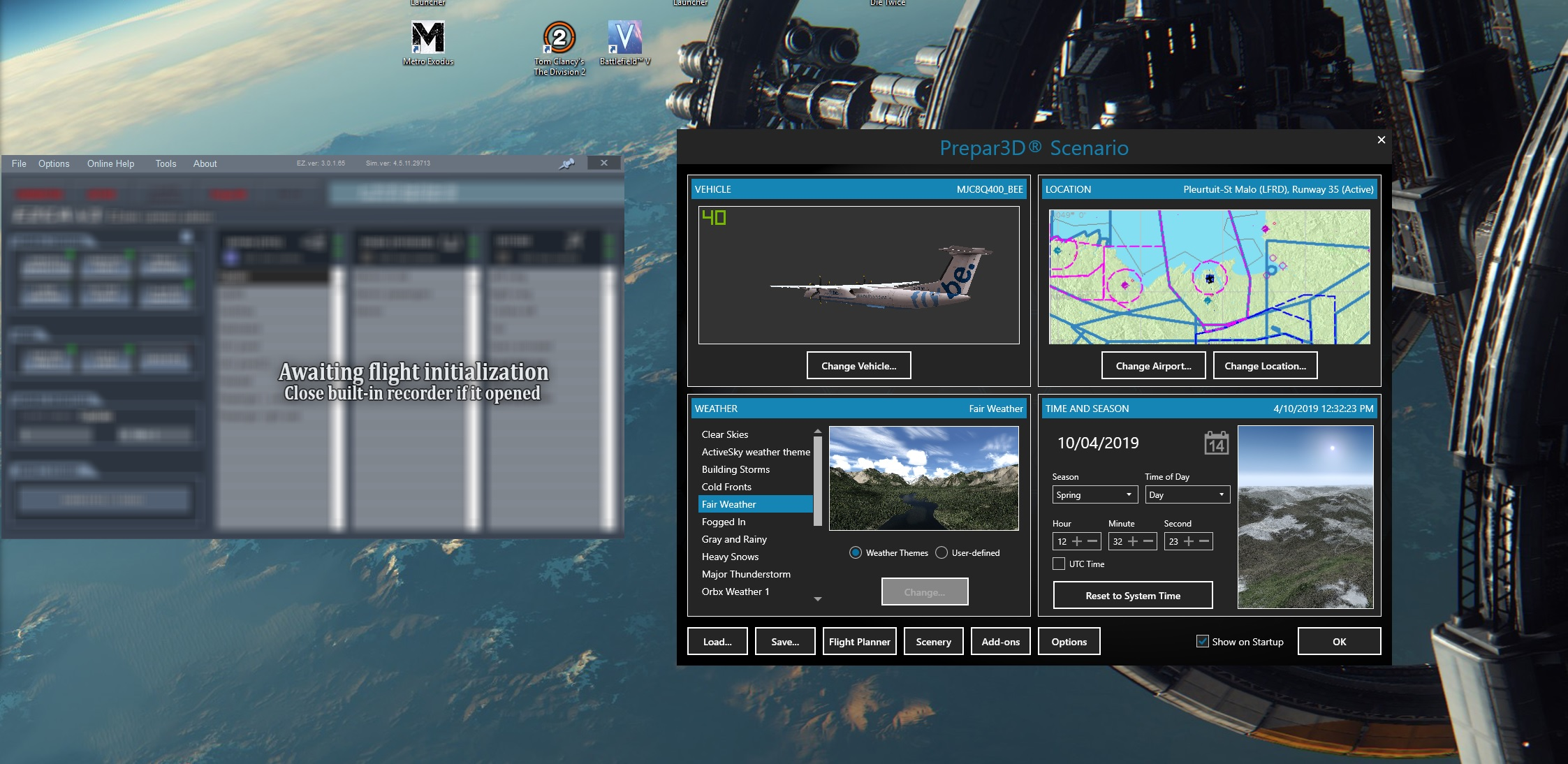 EZCA for P3D 4 5 here !!! - SimForums com Discussion - Page 1