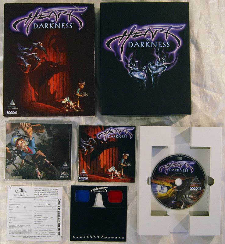 [vds] Jeux PC big box Might & Magic / Arcanum / Oddworld / Zork Nemesis / King's quest / Diablo II + extension etc...... 07bc4263282d48c6604389719c8947f5