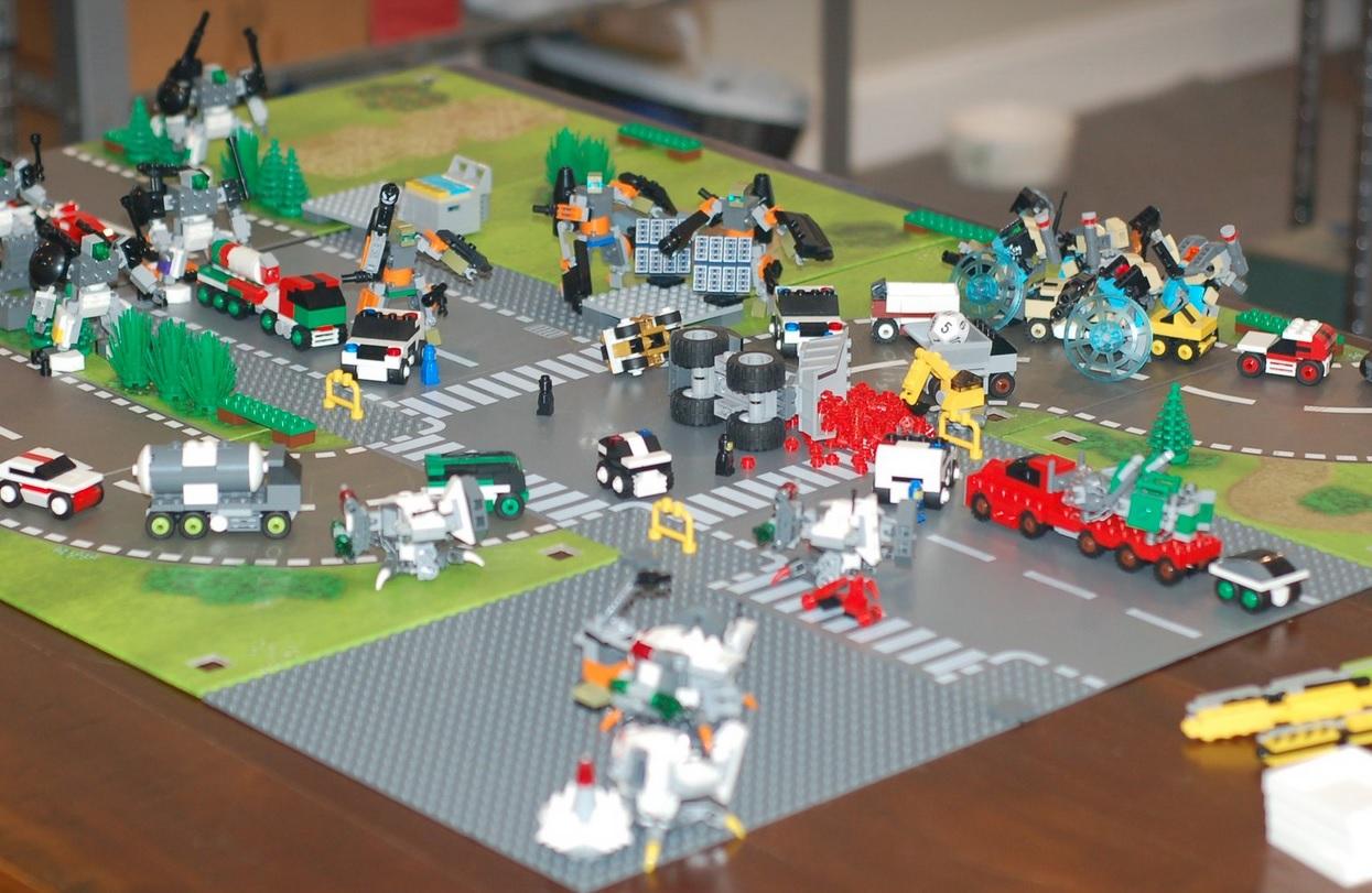 [Figurines en Lego] Mobile Frame Zero 441465eab474b9e66d593f2b6add0bff