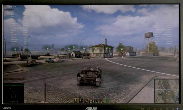 Les positions de alliés et des ennemis n'apparaissent plus sur la mini carte.