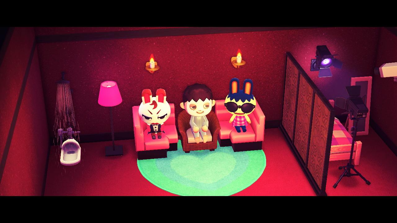 Le cinéma indépendant [Animal Crossing]